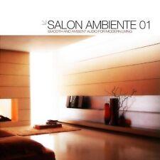 SALON AMBIENTE = Melvin/Yonderboi/Jaffa/Guardner...=2CD= LOUNGE+CHILL+DELUXE !