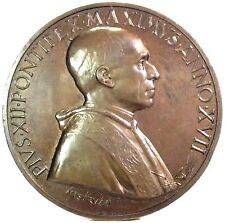 Vaticano-Roma (PIO XII) Medaglia-1954,MISTRUZZI