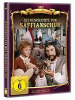 DIE GESCHICHTE VOM SAFFIANSCHUH (MAREK KONDRAT, GUSTAW HOLOUBEK, ...)  DVD NEU