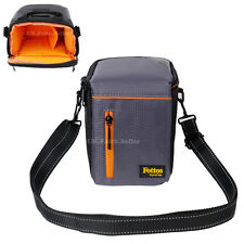 HD DV Camcorder Shoulder Waist Case Bag For JVC GZ R415 R410 RX610 RX615