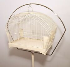 VINTAGE HENDRYX BIRD CAGE & STAND