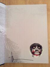SIGNED 3x The Art Of Jock Limited Edition #334/500 Mondo + Pic New Mondocon RARE