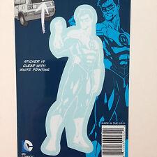 "DC Comics Justice League New 52 Green Lantern Car Window Sticker Decal Family 5"""