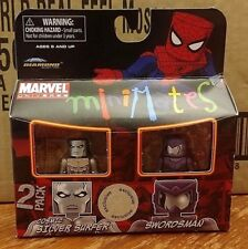 Marvel Minimates Silver Surfer/Swordsman TRU Wave 5 Exclusive