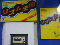 Nintendo Gameboy Advance Rhythm Tengoku Heaven Japan GBA w/box