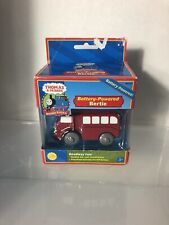 Learning Curve Thomas Train Wooden/Diecast Battery Powered Bertie! New!