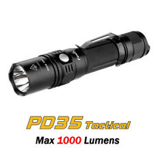Fenix PD35 TAC Tactical Edition Cree XP-L V5 LED 1000 Lumens 18650 Flashlight