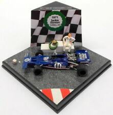 Voitures Formule 1 miniatures Quartzo pour Tyrrell 1:43