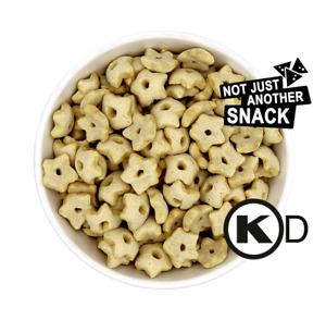 Awsum Snacks Quinoa  Puffs with Chia Seeds SUPERCEREAL Healthy Vegan Kosher