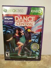 Xbox 360 Kinect Game Dance Central rated T