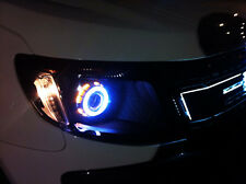 FRONT HEADLIGHT LAMP PROJECTOR CCFL ANGEL EYE XENON HID LED FORD RANGER 12 13 14