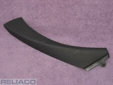BMW E90 Post 02/07 Door Card Interior Handle Pull Clasp Trim Black Right 9150336