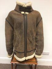 VINTAGE AVAITOR B3 PILOT JACKET-Original Shearling *Genuine Leather*