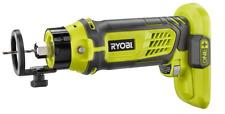 Cordless Speed Saw Rotary Cutter Ryobi 18-Volt Hand Held Cutting Power Tool Bits