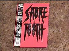 SABRETOOTH # 1  COMIC BOOK VF/NM