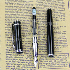 Elegance Black BAOER 3035 Fountain Pen Nib Medium Nice Gift