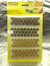 ** Noch 07014 Wild Flowers Grass Tufts 6mm (52) and 12mm (46) 1/87 Scale