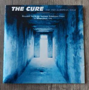THE CURE - The 1985 European Tour - Live Birmingham 1985