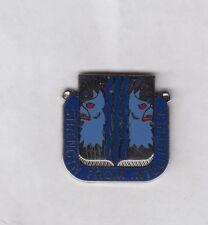 US ARMY 704th MILITARY INTELLIGENCE BRIGADE MI crest DUI badge c//b V-21