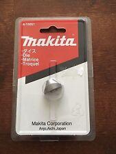 New genuine original MAKITA A-15051 DIE FOR BJN160 BJN161 JN1601 NIBBLER parts