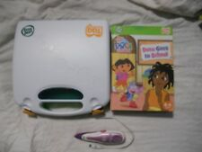 Leap frog Tag Pen With Books and Case Girls