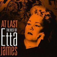 Etta James - At Last: Best of [New CD]