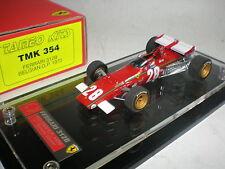 1/43 Tameo Ferrari 312B Belgian GP 1970 #28 I. Giunti 4th TMK354