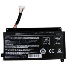 New 3860mAh Battery For Toshiba Satellite P55W-C5200X L55W-C5256 L55W-C5236X