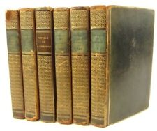 1813-15 six Italian books, fine bindings. Bandello, Firenzola, Senesi, etc.