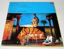 Handel - Giulio Cesare (Laserdisc, 1992)