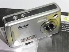 Vivitar Vivicam 4090  - Digital Camara - Plateado