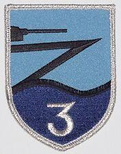"""écusson à broder Marine Destroyer """"Z3"""" D172 ex USS Wadsworth DD-516 A2288"""