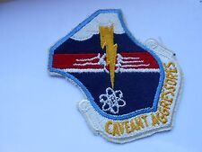 RAF/USAF squadron  cloth patch  99 bomber wing caveant aggressores
