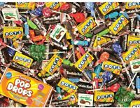 Master Pieces Tootsie Roll 1000 Pc Jigsaw Puzzle Pop Dots Junior Mint Candy