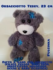Orsacchiotto Teddy Orso Bear Bruin Amigurumi Handmade Uncinetto Crochet Knitting
