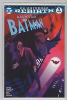 All-Star Batman DC Comics Rebirth Issue #1 (Afua Richardson MPB Variant Cover)