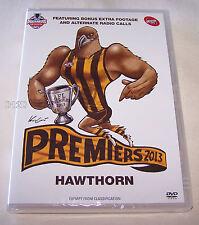 Hawthorn Hawks 2013 AFL Grand Final Premiers DVD New
