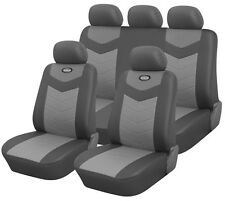 Synterior Brand, Leather - Like Vinyl Car Seat Covers, Sku:157GY