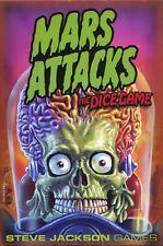 Steve Jackson Games: Mars Attacks The Dice Game (New)