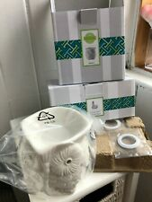 Scentsy mini warmer whoot with samples BNIB