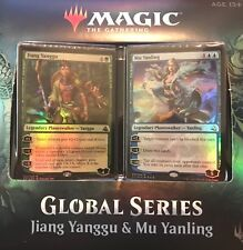 MTG Magic The Gathering Global Series Double Deck Jiang Yanggu & Mu Yanling