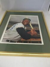 Vintage Willie McCovey 8x10 Baseball Photo Signed Autographed Framed Picture