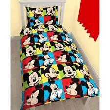 Funda Nordica Mickey Mouse Reversible - Disney - Nuevo y Precintado