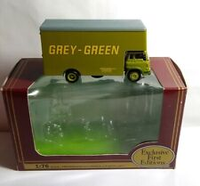 EFE 1:76 SCALE BEDFORD TK LUTON - GREY GREEN GEORGE EWER LONDON - 23601