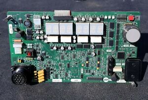 Miller Welding 235709 PC3 Front Panel & Display Circuit Card Assy w/ Program #54