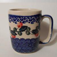 Schöne Kaffee / Tee Tasse aus Bunzlauer Keramik; 300ml (*4203)