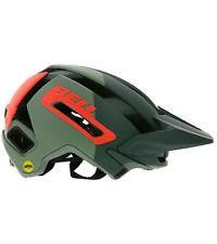 BELL Super Air Mips Fahrradhelm  Mountainbike-Kopfschutz Schutz-Helm Grün