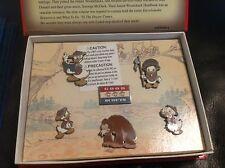 Pin 17632 Disney Catalog - Animated Short Boxed Pin Set #5 (Good Scouts)