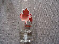 "Canada 4"" Shot Glass"