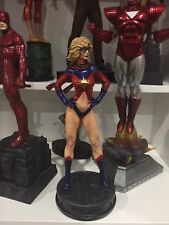 Bowen Designs Ms Marvel Statue 1970's Version Signed And Remarked Ap